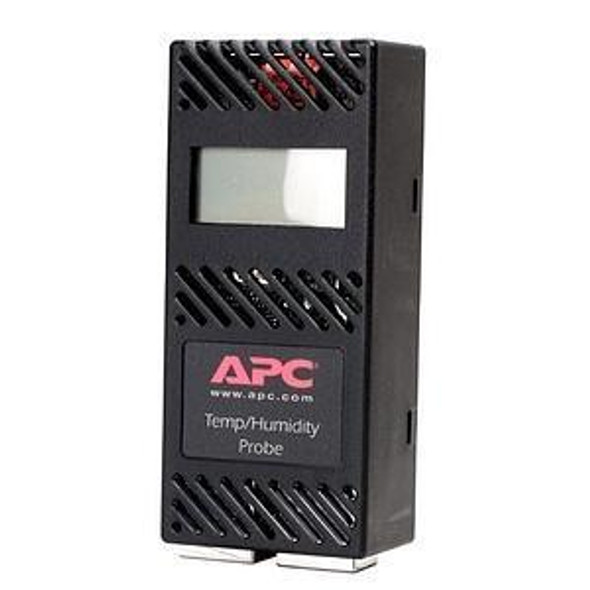 APC Temperature & Humidity Sensor with Display - AP9520TH