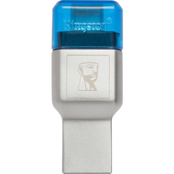 Kingston Dual Interface microSD Reader - FCR-ML3C