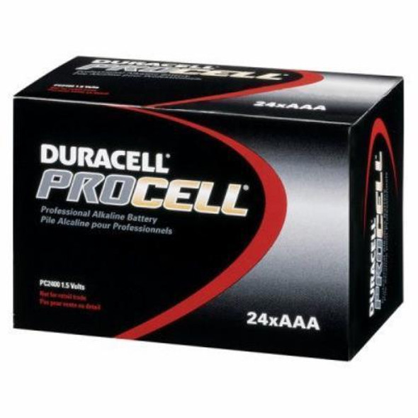 Duracell 2400 Procell Alkaline AAA Batteries 24 Count