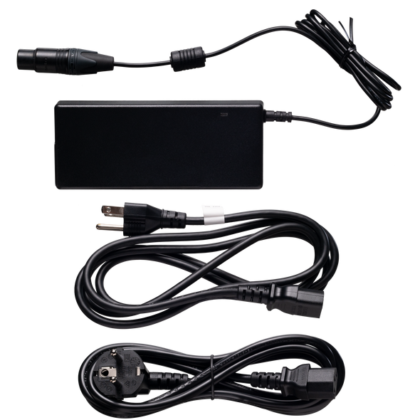 PSU for Orbit PTZ TX - XLR to 90W AC Adapter - Length: 12in / 30cm