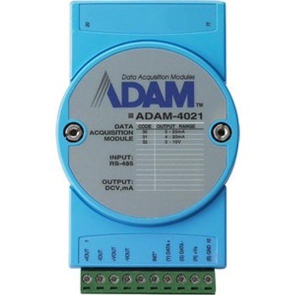 Advantech 1-ch Analog Output Module - ADAM-4021-DE