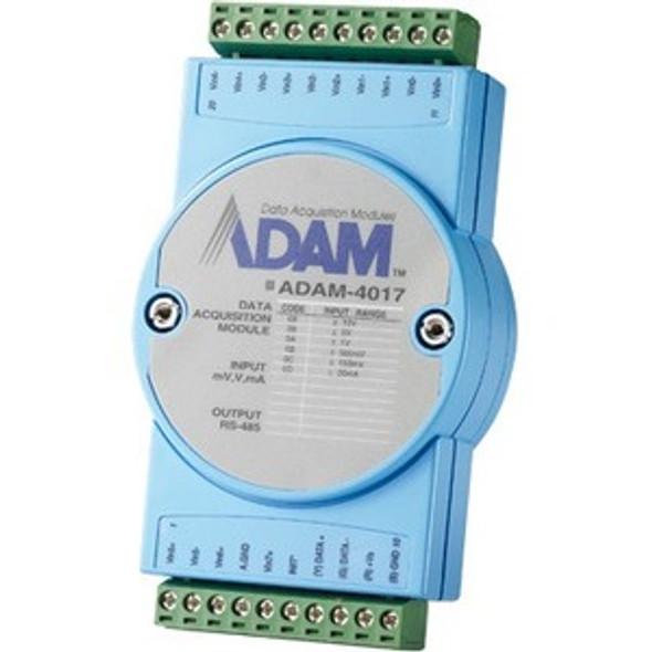 Advantech 8-ch Analog Input Module - ADAM-4017-D2E