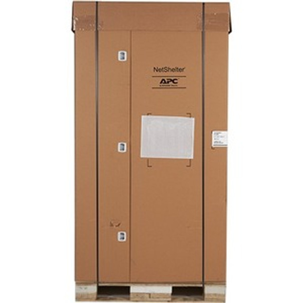 APC by Schneider Electric NetShelter SX AR3307SP Rack Cabinet - AR3307SP