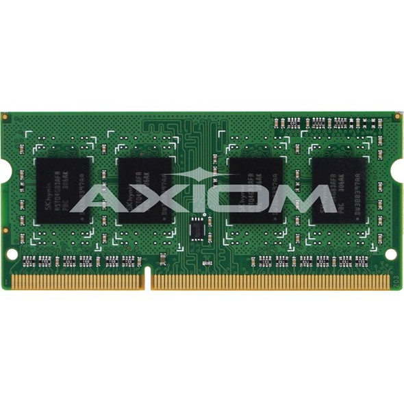 16GB DDR3-1600 SODIMM Kit (2 x 8GB) TAA Compliant - AXG27693240/2