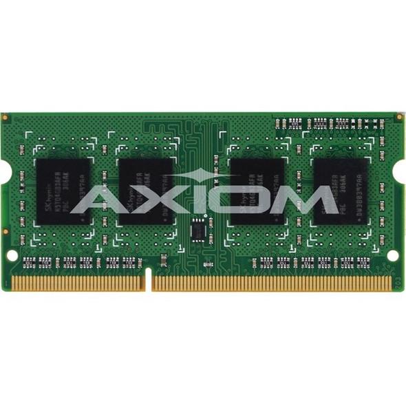 16GB DDR3-1600 SODIMM Kit (2 x 8GB) TAA Compliant - AXG27693240/2