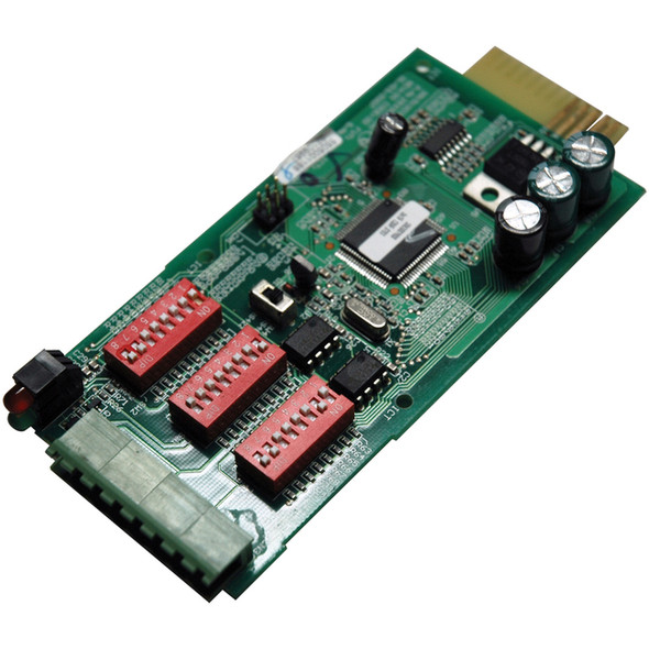 Tripp Lite MODBUS Management Accessory Card for UPS Remote Monitoring and Control - MODBUSCARD