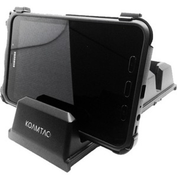 KoamTac KDC470 4-Slot Charging Cradle: for simultaneous charging of KDC470 Series + integrated SmartSled Charging Case. - 896204