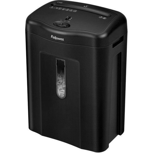 Fellowes Powershred 11C Cross-Cut Shredder - 4350001