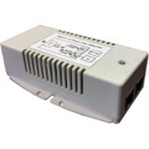 Tycon Power High Power Dual Output PoE Injector - TP-POE-HP-48DX2