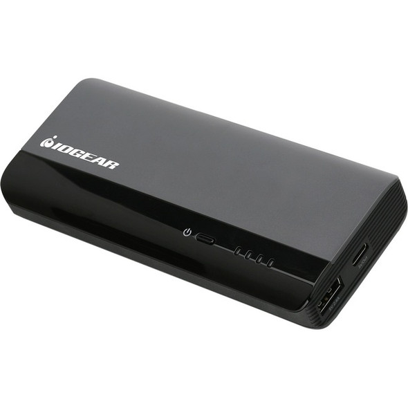 IOGEAR GearPower USB-C 10,000mAh Mobile Power Station - GMPC10K