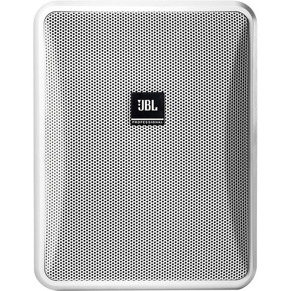 JBL Professional Control Control 25-1 2-way Indoor/Outdoor Wall Mountable Speaker - 200 W RMS - White - CONTROL 25-1-WH
