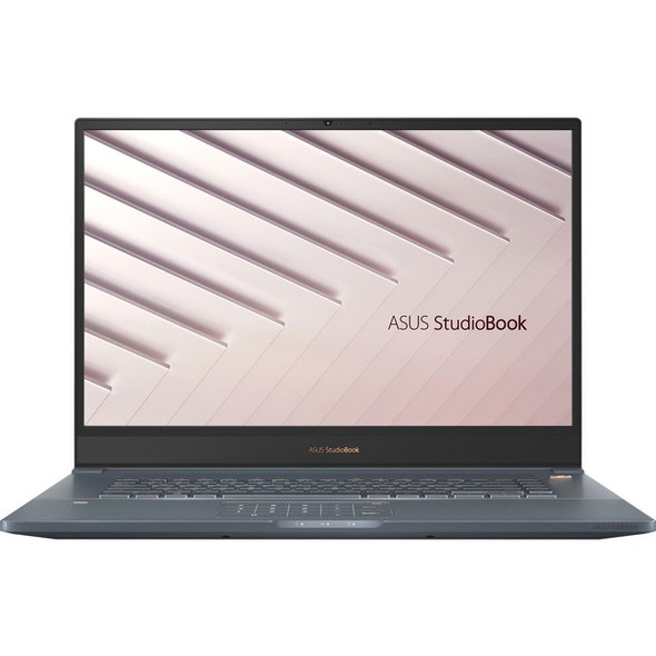 "Asus ProArt StudioBook Pro 17 W700G3T-XH77 17"" Mobile Workstation - 1920 x 1200 - Core i7 i7-9750H - 16 GB RAM - 1 TB SSD - Turquoise Gray - W700G3T-XH77"