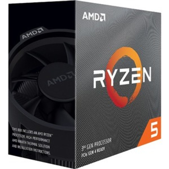 AMD Ryzen 5 3600X Hexa-core (6 Core) 3.80 GHz Processor - OEM Pack - 100-000000022