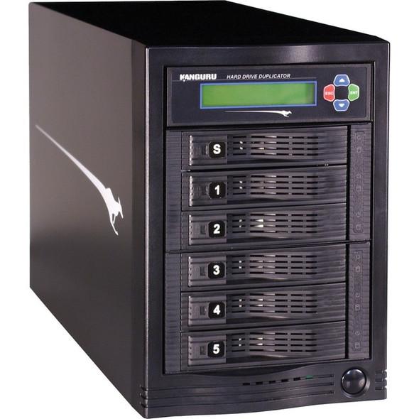 KanguruClone Hard Drive Duplicator 5HD-Tower - KCLONE-5HD-TWR