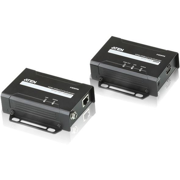 ATEN HDMI HDBaseT-Lite Extender (HDBaseT Class B)-TAA Compliant - VE801