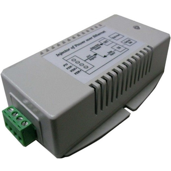 Tycon Power (TP-DCDC-4856GD-VHP) 36-72VDC In, 56VDC 70W 2 Ch 802.3at Out DCDC - TP-DCDC-4856GD-VHP