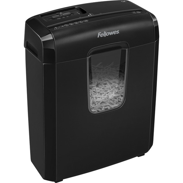 Fellowes Powershred 6C Cross-Cut Shredder - 4771502