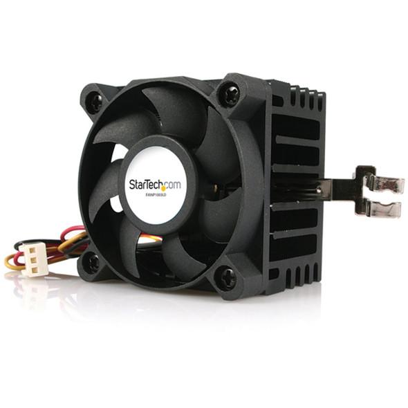 StarTech 50x50x41mm Socket 7/370 CPU Cooler Fan w/ Heatsink and TX3 and LP4 - FANP1003LD