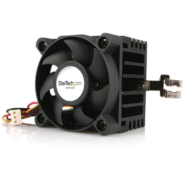 StarTech 50x50x41mm Socket 7/370 CPU Cooler Fan w/ Heatsink and TX3 and LP4 - FANP1003LD