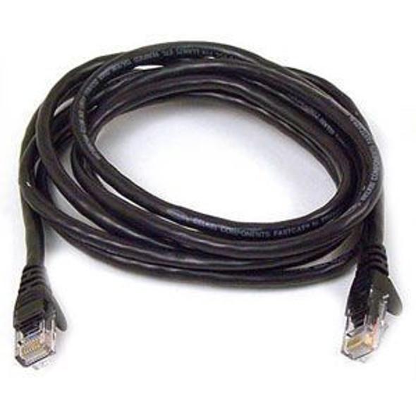Belkin 700 Series Cat.5e Patch Cable - A3L791-12-BLK-S