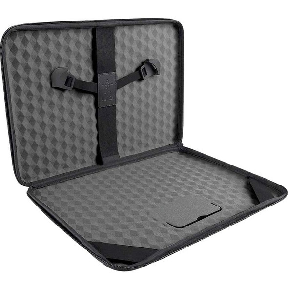 """Belkin Air Protect Carrying Case (Sleeve) for 14"""" Notebook - Black - B2A076-C00"""