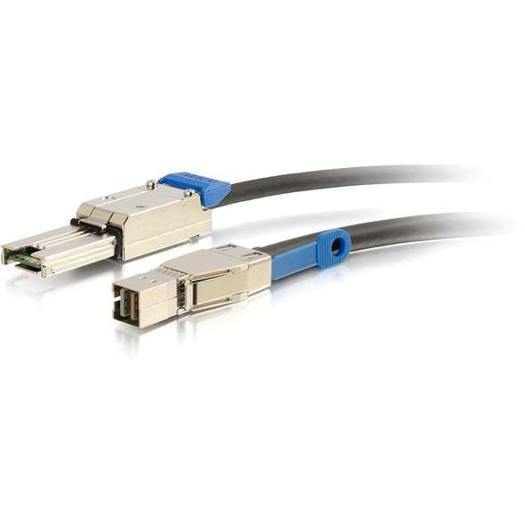 C2G 0.5m Mini-SAS HD to Mini-SAS Cable - 54254