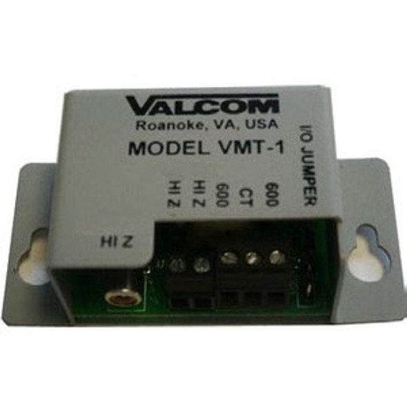 Valcom VMT-1 Impedance Matching Transformer - VMT-1