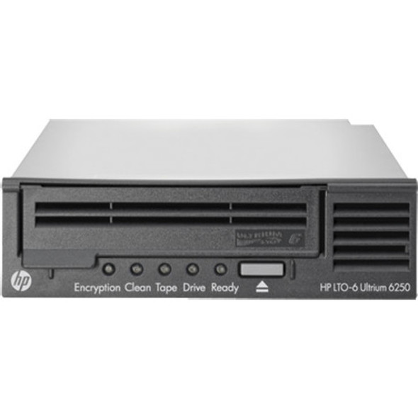 HPE StoreEver LTO-6 Ultrium 6250 Internal Tape Drive - EH969A