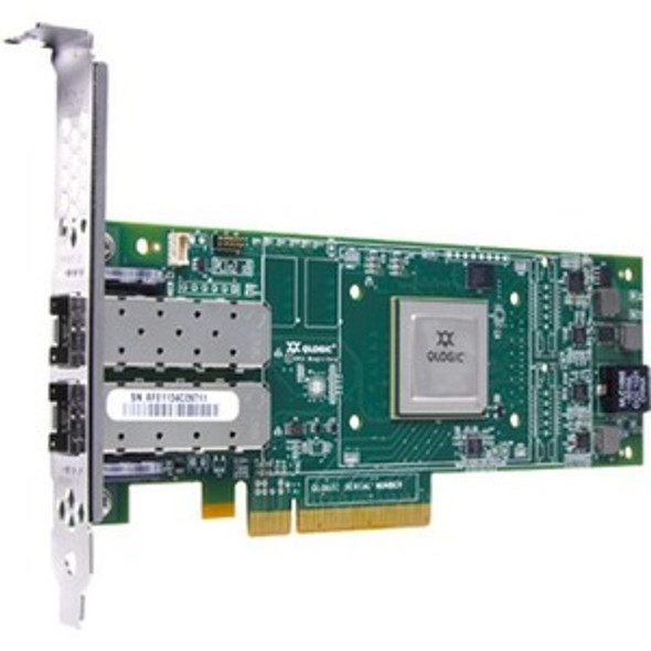HPE StoreFabric SN1100Q 16Gb Dual Port Fibre Channel Host Bus Adapter - P9D94A