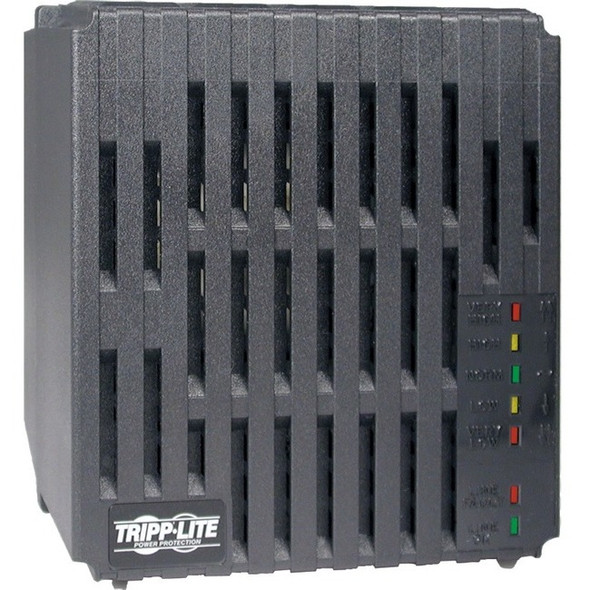 Tripp Lite 1200W Line Conditioner w/ AVR / Surge Protection 120V 10A 60Hz 4 Outlet 7ft Cord Power Conditioner - LC1200