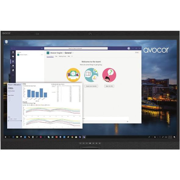 """avocor AVW-6555 65"""" LCD Touchscreen Monitor - 16:9 - AVW6555"""
