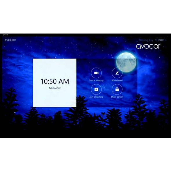 "avocor AVE-7520 75"" LCD Touchscreen Monitor - 16:9 - 8 ms - AVE-7520"
