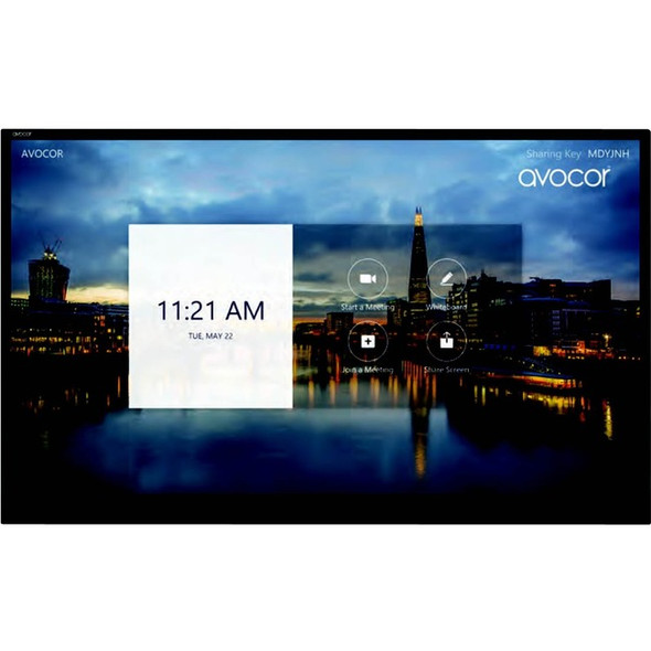 "avocor AVE-8620 86"" LCD Touchscreen Monitor - 16:9 - 8 ms - AVE-8620"