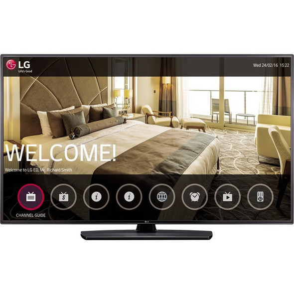 "LG Pro Centric LV560H 55LV560H 54.6"" LED-LCD TV - HDTV - Black Coffee - 55LV560H"