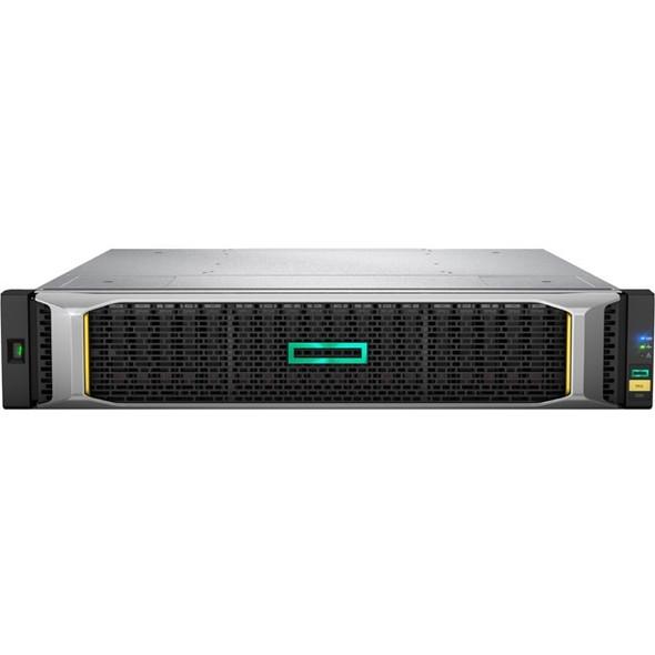 HPE MSA 2052 SAN Dual Controller SFF Storage - Q1J03A