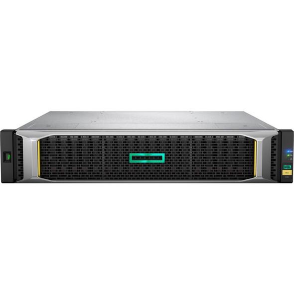 HPE MSA 2050 SAN Dual Controller SFF Storage - Q1J01A
