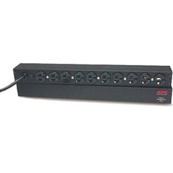 APC Basic Rack 1.8kVA PDU - AP9562