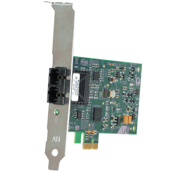 Allied Telesis Fast Ethernet Fiber Network Interface Card with PCI-Express - AT-2711FX/LC-901