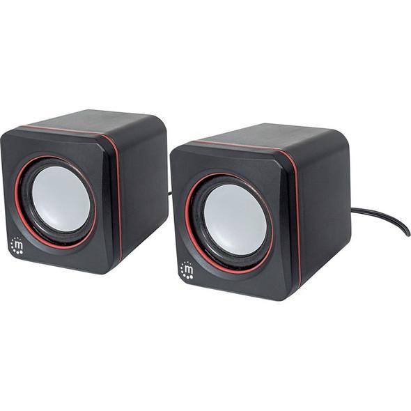 Manhattan USB Stereo Speaker System - 161435