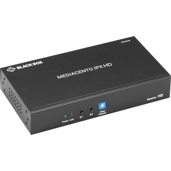Black Box MediaCento IPX HD Extender Receiver - HDMI-Over-IP - VX-HDMI-HDIP-RX