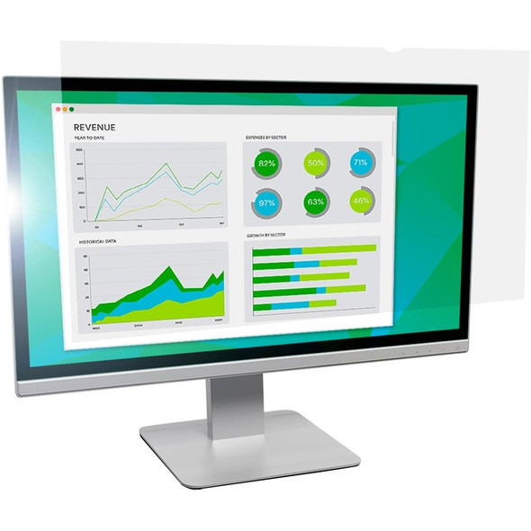 "3M Anti-Glare Filter for 20"" Widescreen Monitor - AG200W9B"