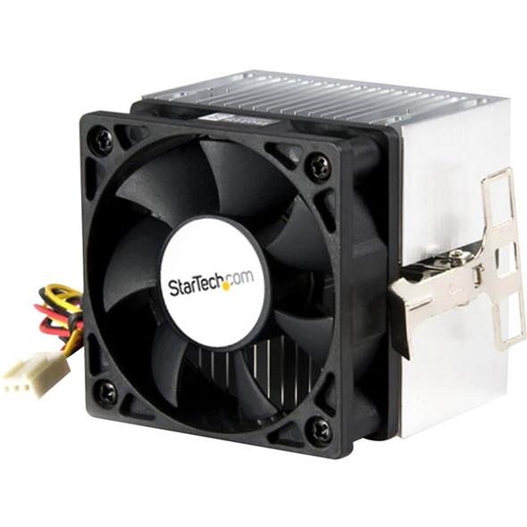 StarTech 60x65mm Socket A CPU Cooler Fan with Heatsink for AMD Duron or Athlon - FANDURONTB