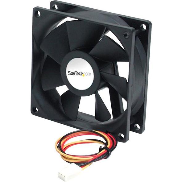 StarTech Computer case fan - Ball bearing - TX3 connector - 60x20mm - FAN6X2TX3