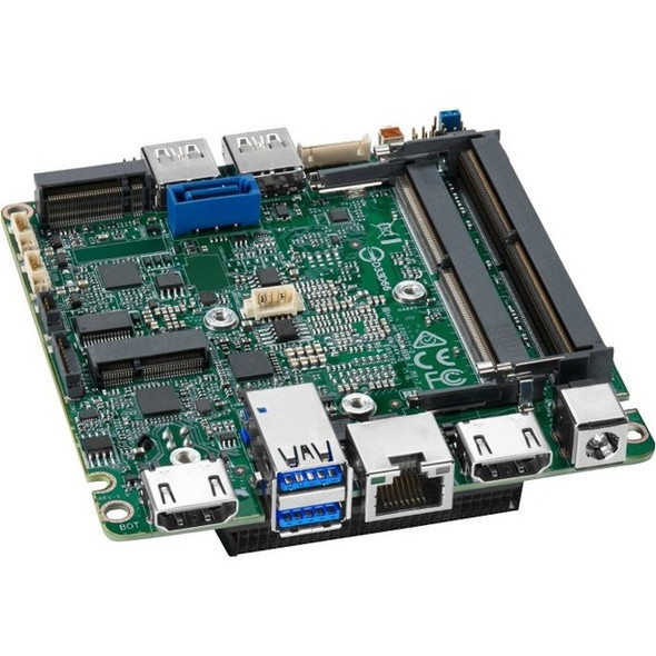 Intel 7th Gen Core I7 Bulk Nuc Board Nuc7i7dnbe 5 Pack - BLKNUC7I7DNBE05