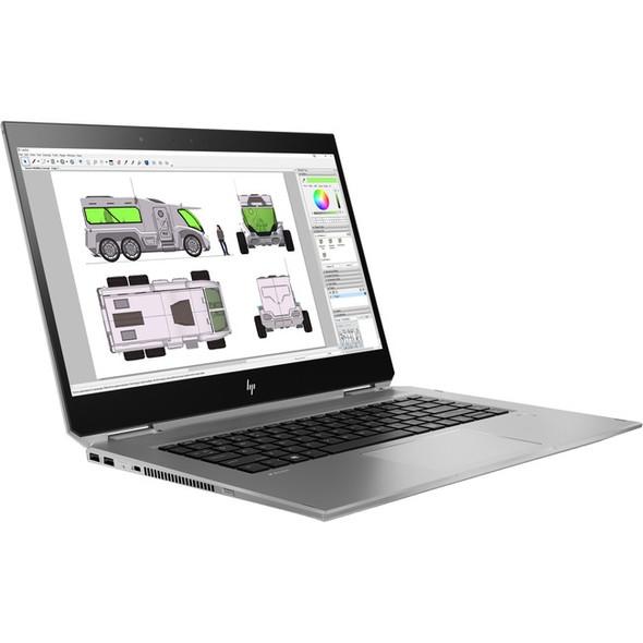 "HP ZBook Studio G5 15.6"" Mobile Workstation - Core i7 i7-8850H - 16 GB RAM - 512 GB SSD - 6FE58UT#ABA"