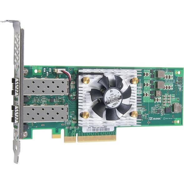 QLogic FastLinQ 45000 iSCSI/FCoE Host Bus Adapter - QL45611HLCU-CK