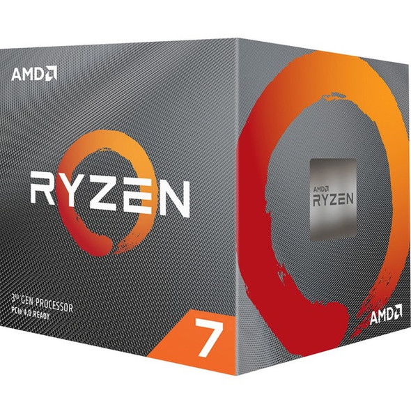 AMD Ryzen 7 3700X Octa-core (8 Core) 3.60 GHz Processor - Retail Pack - 100-100000071BOX