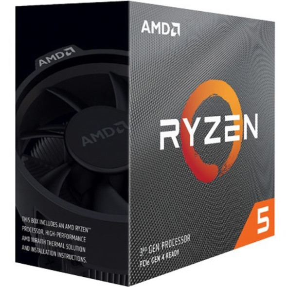 AMD Ryzen 5 3600X Hexa-core (6 Core) 3.80 GHz Processor - Retail Pack - 100-100000022BOX