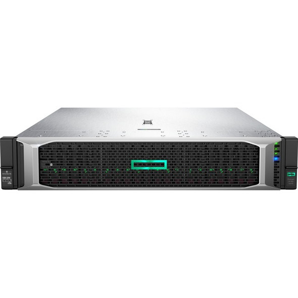 HPE ProLiant DL380 G10 2U Rack Server - 1 x Xeon Silver 4208 - 32 GB RAM HDD SSD - Serial ATA/600, 12Gb/s SAS Controller - P20172-B21
