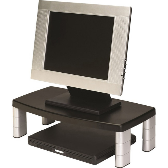 3M Adjustable Monitor Riser Stand - MS90B